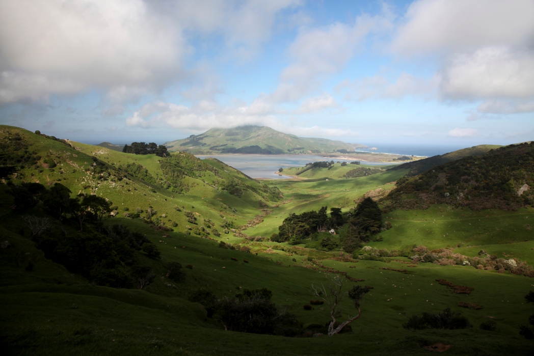 The vast green land that leaves you slack-jawed