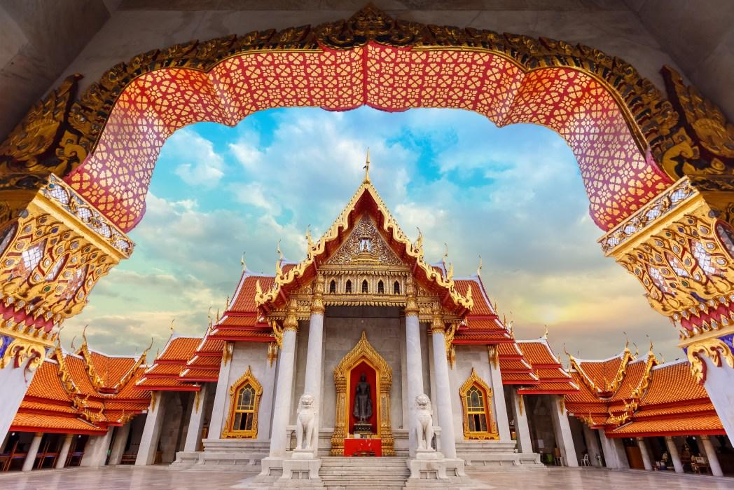 Grand temples in Bangkok