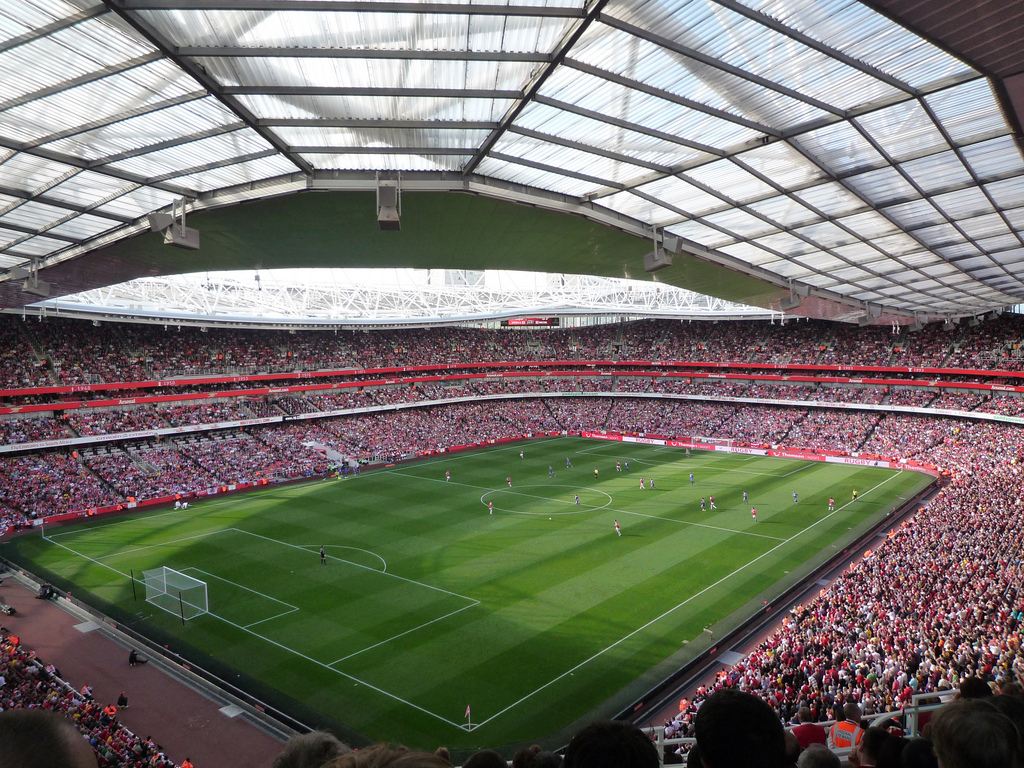 Home of the Gunners