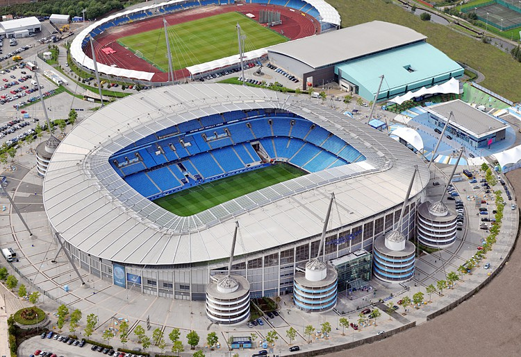 Imagine the roars of a thousand fans at the Etihad Statium