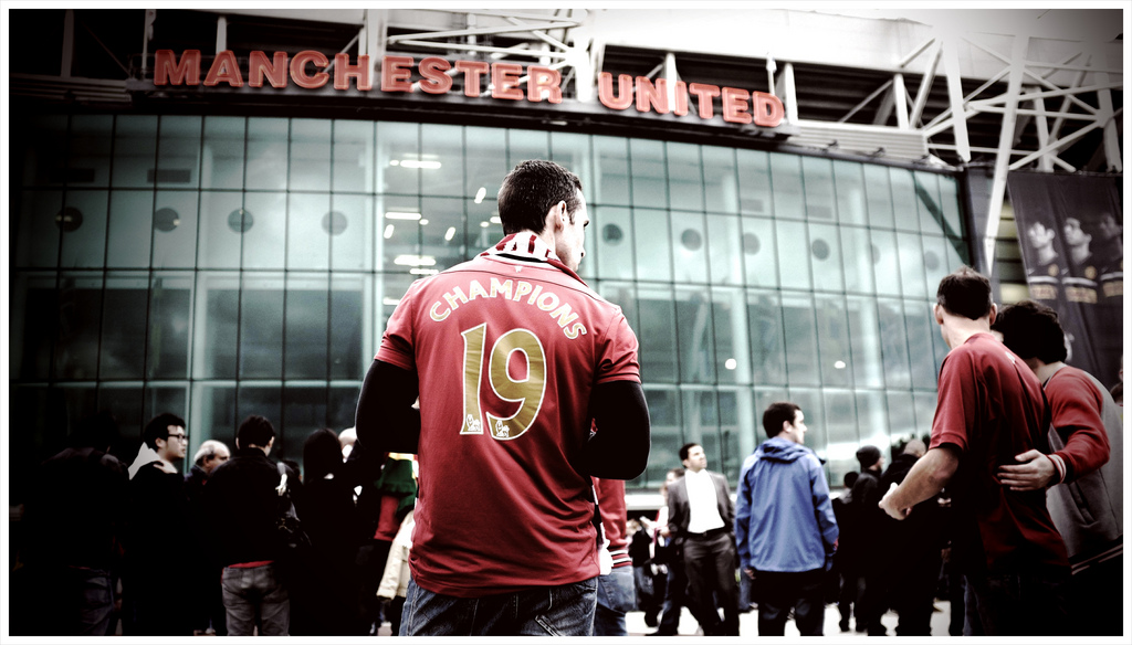 Home of the Manchester United FC