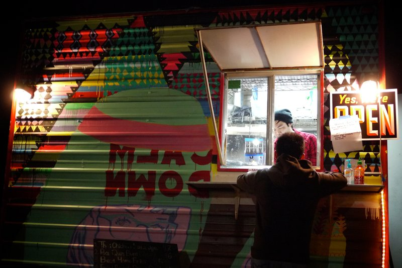East Side Kings are the shoguns of Austin's vibrant food truck scene. Photo credit: Enoch Lai / Flickr