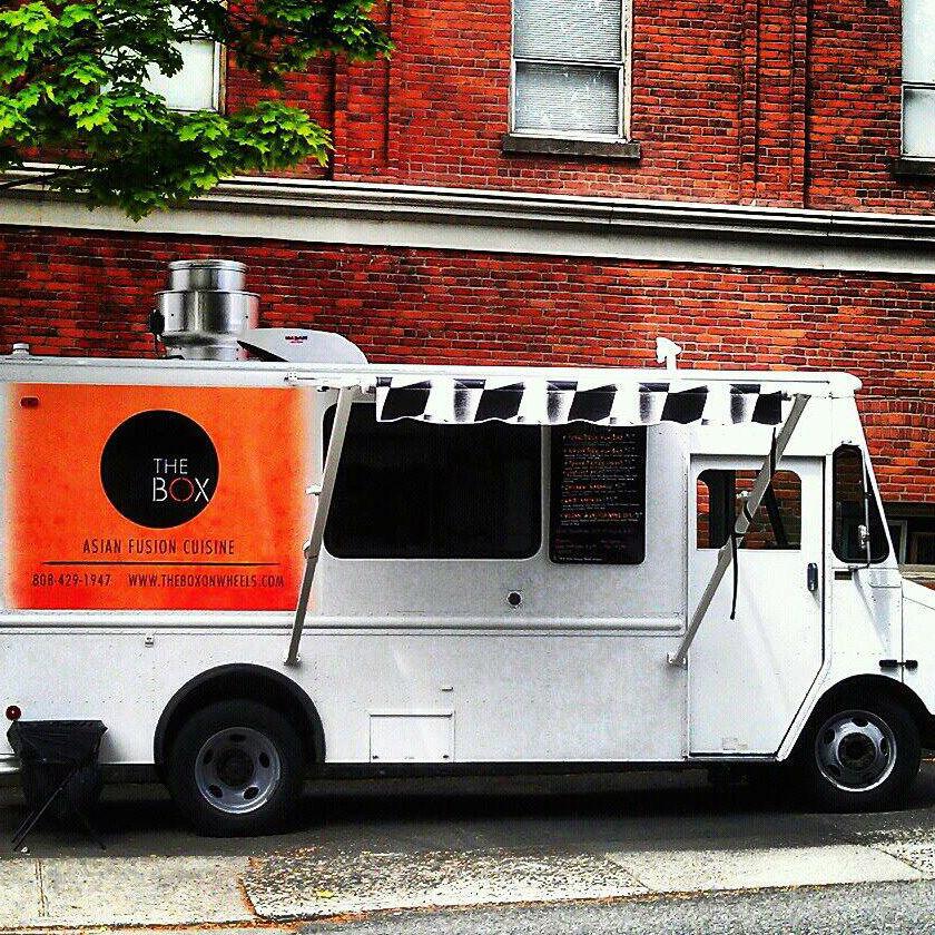 Food Trucks Microsoft Campus