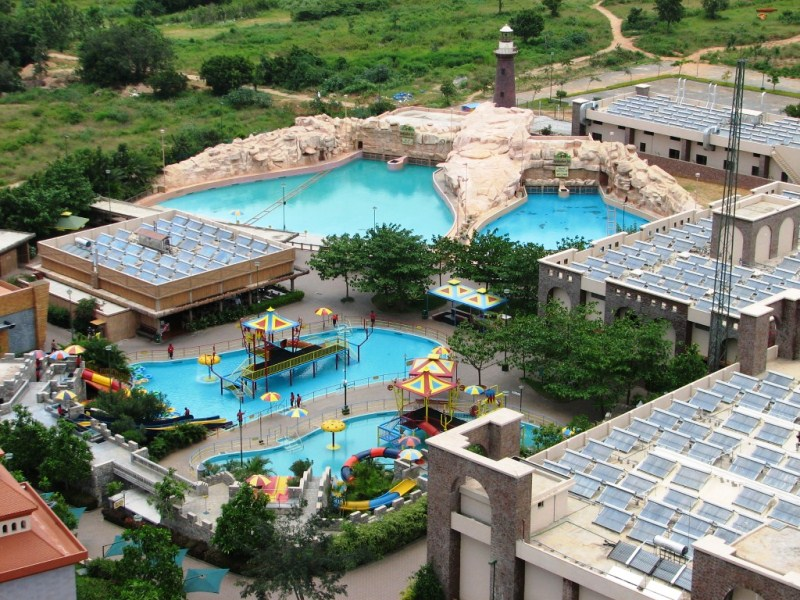 Fun Thrill For Kids And Adults Alike At Wonderla