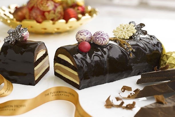 Christmas Log.Best Christmas Log Cakes In Singapore Skyscanner Singapore